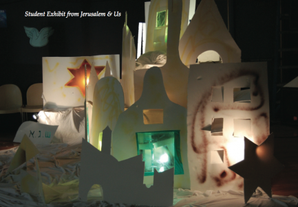 Jerusalem And Us Exhibit